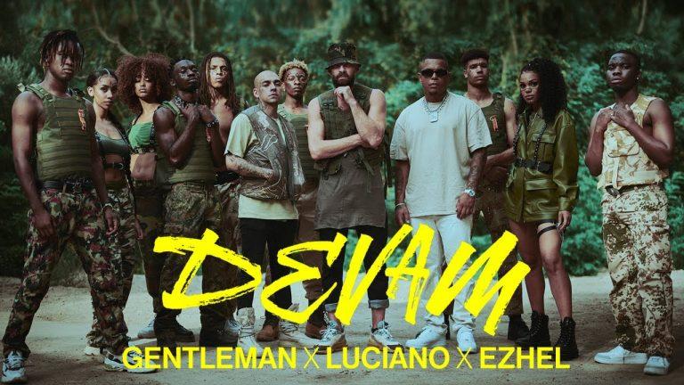 Gentleman x Luciano x Ezhel DEVAM Official Video