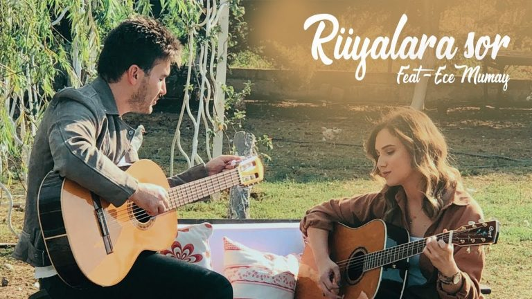Ryalara Sor Akustik Cover Mustafa Ceceli Ece Mumay