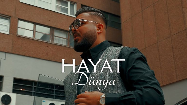 HAYAT DNYA OFFICIAL MUSIKVIDEO Prod by Kejoo Beats