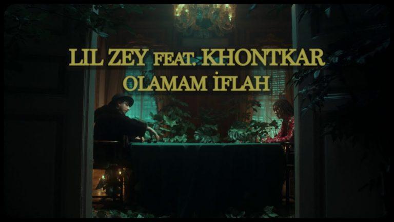 Lil Zey Olamam flah feat Khontkar Music Video