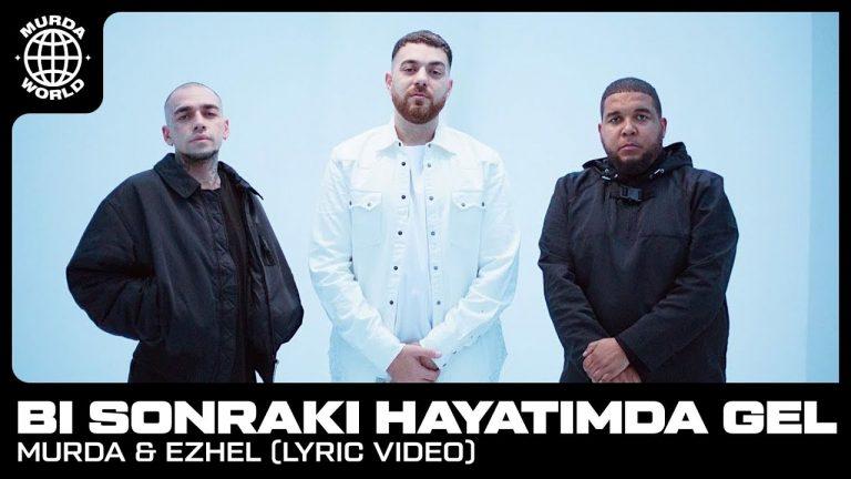Murda Ezhel Bi Sonraki Hayatimda Gel prod Spanker Lyric video