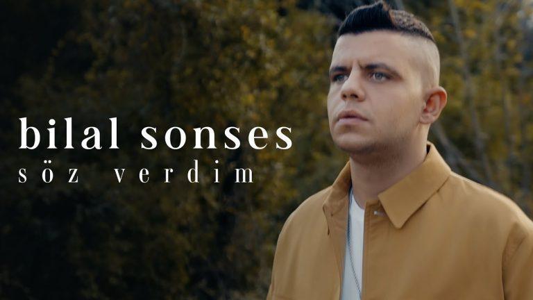 Bilal SONSES Sz Verdim Official Video